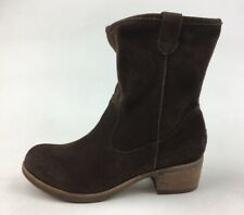 UGG Rioni Slouch 1007174 Mid-Calf Boots Women's Size 5, Brown Suede 3231