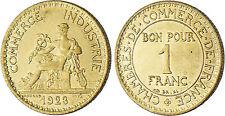 1  FRANC  CHAMBRE  DE  COMMERCE    1923 ,  SUPERBE  /  FDC