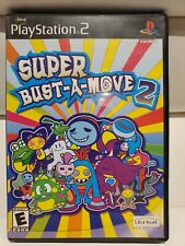Super Bust-A-Move 2 Complete Tested Playstation PS2