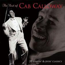 CD BEST OF CAB CALLOWAY REEFER MAN MINNIE THE MOOCHER AW YOU DOG BLACK RHYTHM