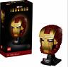 LEGO 76165 Marvel Iron Man Helmet Age 18+ 480pcs -New + Free 24h Delivery