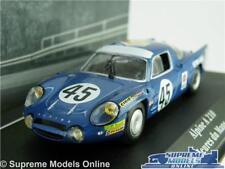 Alpine a 210 GORDINI Model Car 1 43 Scale 1969 IXO Atlas 24 Hours Le Mans A210 K