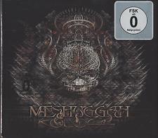 MESHUGGAH / KOLOSS - LIVE * NEW CD+DVD 2012 * NEU