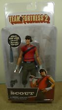 "Neca TEAM FORTRESS 2 Series 4 Red THE SCOUT 7"" Action Figure BN INSTOCK"