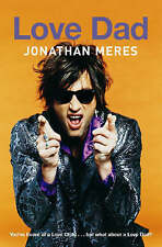 Love Dad by Jonathan Meres (Paperback) New Book