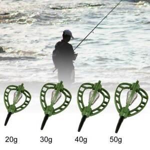 Karpfen angeln sicheren run Rig Kautschuk Chod Puffer Perlen Halter Tackle