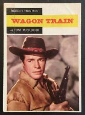 Vintage 1958 Topps TV WESTERNS card #47 FLINT McCULLOUGH- combined ship