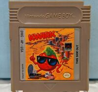 Kwirk (Nintendo Game Boy, 1991) Cartridge Only - Tested & Working