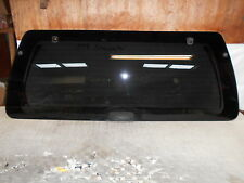 1998 99 Lincoln Navigator Factory rear hatch glass liftgate glass window factory