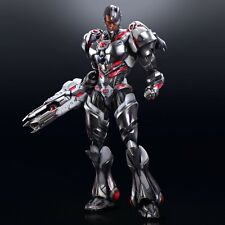 Officially Licensed DC Comics Cyborg Anime Variant Play Arts Kai Action Figure
