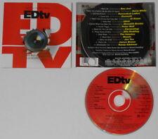EdTV Soundtrack Bon Jovi, Barry White, Al Green  U.S. promo cd Gold DJ Stamp