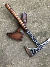Tactical Axe TOMAHAWK Army Outdoor Hunting VIKING HATCHET CAMPING AXE HEAD