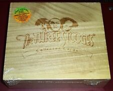 3 Stooges 75th Anniversary Limited Edition Numbered Wood Box Breygent (2005)
