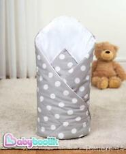 Girls' 100% Cotton Nursery Blankets & Throws with Wrap