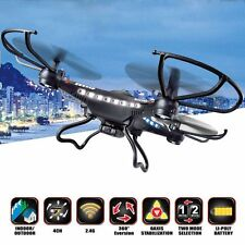 JJRC H8C 2.4G RC With 2MP HD Camera FAST Drone Quadcopter LCD RTF HEADLESS MODE