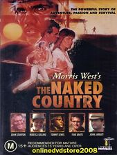 The NAKED COUNTRY (Morris WEST) John STANTON Rebecca GILLING Aussie Film DVD