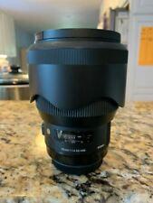 Sigma Art 85mm F/1.4 HSM DG Lens For Canon