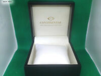 CONTINENTAL Watch Box for display of the hand watch Black color Presentation Box