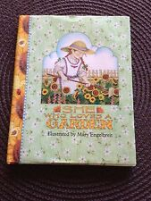 """Mary Engelbreit Hard Cover Book 1993 """"She Who Loves A Garden"""" Illustrated New"""
