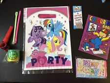 My Little Pony Pre Filled Goody Bag Ready Made Birthday Party Loot Favours