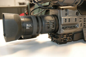 Digital Camcorder Sony DSR 250P  mit umfangreichem Zubehör