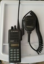 Motorola MTS2000 Flashport  UHF 800 MHz Radio H01UCH6PW1BN Bad screen