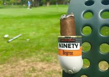 The Ninety Degree Wedge Magnetic Cigar Holder - Great for Golf Carts! -