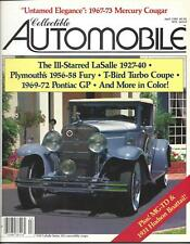 Collectible Automobile Magazine Month Year Vol 2 - No 6