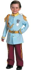 Disney Prince Charming Child Costume Royalty King Size 4-6 Used with Accessories