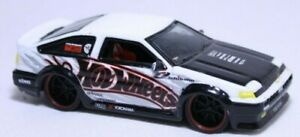 Hot Wheels Hot Import Nights D Force Tuners HIN G8193 Toyota Corolla GTS