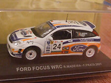 FORD FOCUS RS WRC   2001 Rally Portugal  1:43 Scale