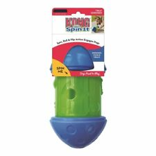 Kong Spin It Treat Dispensing Dog Toy Small  Puzzle Interactive Activity,hard