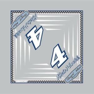 Kevin Harvick #4 Cloth Bandana Gray 2020 Free Shipping Instock
