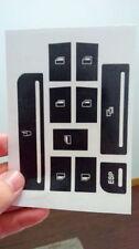 Kit de réparation pour les boutons de lève-vitre électrique de l'Audi A2 A3 A4
