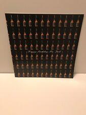Jack Daniels 150th Birthday Brochure