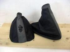 alfa romeo 159 headphones change and brake leather black and grey