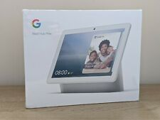 Google Nest Hub Max - Brand New, White/Chalk - Fast Dispatch .h