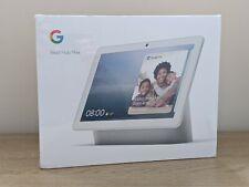 Google Nest Hub Max - Brand New, White/Chalk - Fast Dispatch