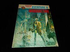 Hermann & Greg : Bernard Prince : Aventure à Manhattan EO Dargaud 1971