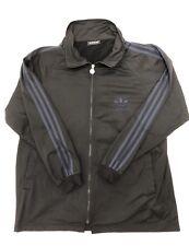 Adidas Felpa Tuta Jacket Vintage Anni 90 Taglia L