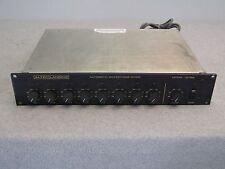 Vintage Altec Lansing 1678B 8 Channel Automatic Microphone Mixer w Phantom Power