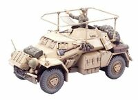 Tamiya 1/35 Military Miniature Series NO.268 German Army Radio Command Car Funk