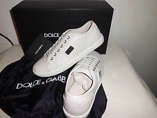 Dolce & Gabbana Sneakers Leather Colour Sand Size 40