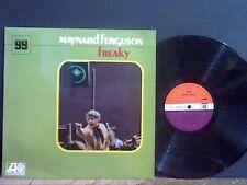 MAYNARD FERGUSON  Freaky  LP  Stereo UK   Funky!   GREAT COPY !