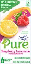 Crystal Light Pure Raspberry Lemonade Drink Mix