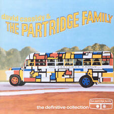CASSIDY,DAVID & THE PARTRIDGE FAMILY : Definitive Collection CD