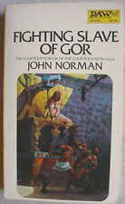 FIGHTING SLAVE OF GOR #14 John Norman Richard Hescox Cover Art VHTF L@@K WOW!!!