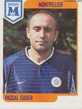 N°246 PASCAL FUGIER SC.MONTPELLIER VIGNETTE PANINI FOOTBALL STICKER 2002