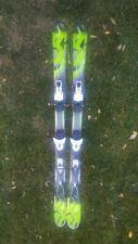 K2 AMP Charger Speed Rocker Skis. 160 cm. With Salomon Bindings.