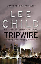 Tripwire: (Jack Reacher 3) by Lee Child New Paperback Book, FAST FREE P&P